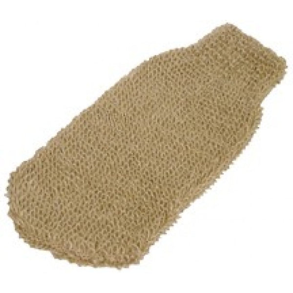 Glove Scrubber ~Exfoliating mitt~made from hemp