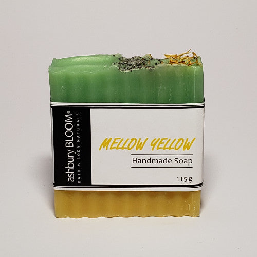 Mellow Yellow ~Handmade Soap