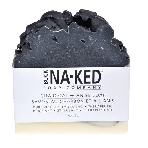Charcoal & Anise Soap