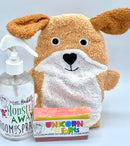 Favorite Things Kids Bath ~ 3 Piece Set ~ Puppy