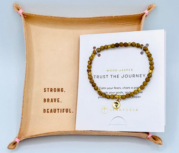 Favorite Things Jewelry ~ 2 Piece Set ~ Trust the Journey