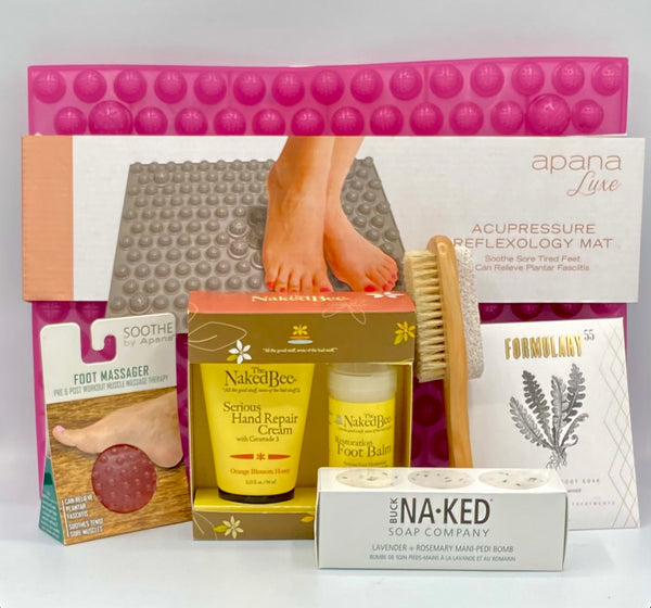 Foot Soothing Gift Set - It's All About the Feet!