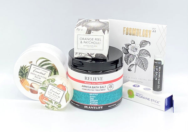 Relief Body Care Gift Set - Betsy's Favorite Things