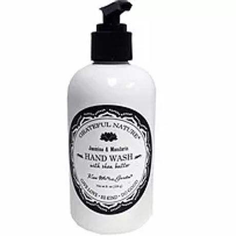 8 oz Grateful Nature Hand Soap