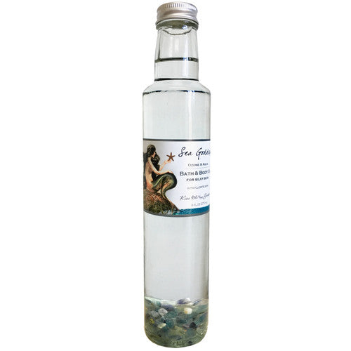 Sea Goddess Bath & Body Oil ~ 9 oz