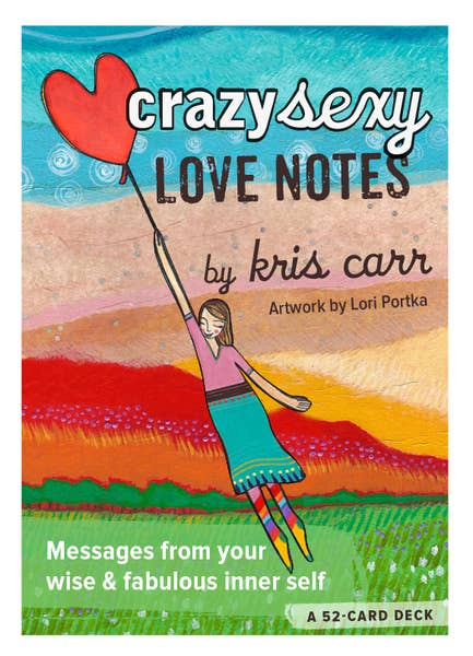 Crazy Sexy Love Notes - 52 Cards