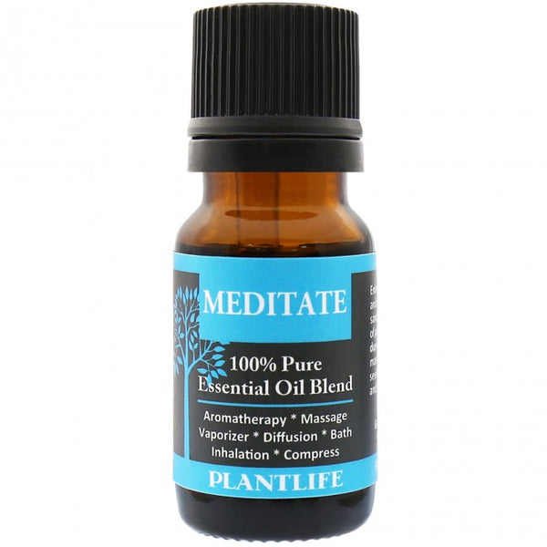Meditate ~Essential Oil Blend