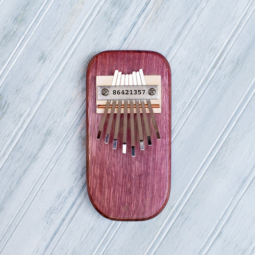Red Cedar-Locally Sourced Thumb Piano