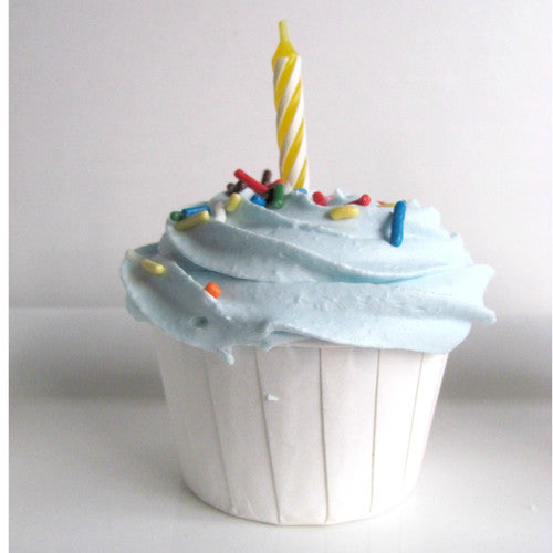 Birthday Cake Cupcake ~ Luxurious Bath Bomb ~ Handmade