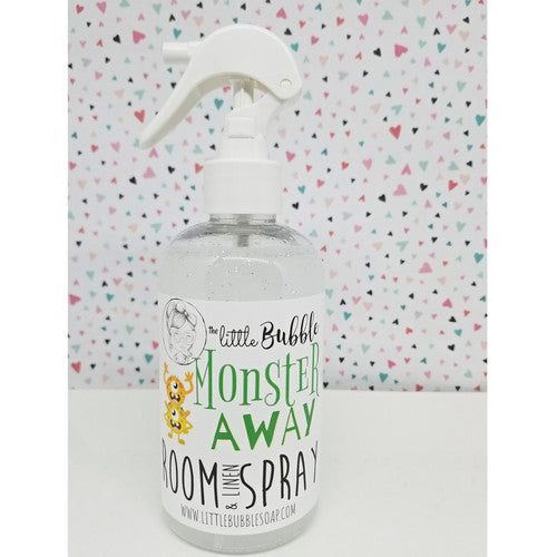'Monster Away' ~ Room & Linen Spray with Essential Oil