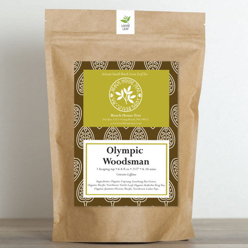 Olympic Woodsman Loose Leaf Tea