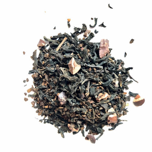 'Cape Lookout Mocha' Loose Leaf Tea~Handcrafted