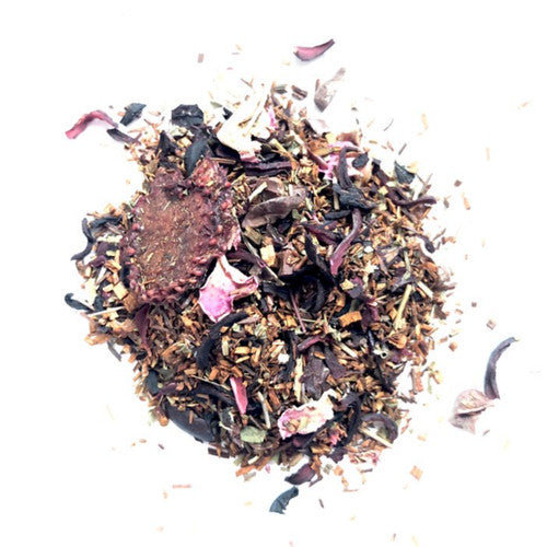 'Romancing The Beach' ~  Handcrafted Organic Artisan Loose Leaf Tea