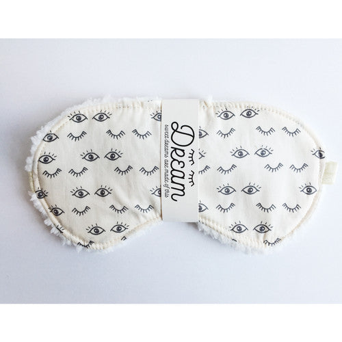 Sleep Mask/Organic Cotton - Dream