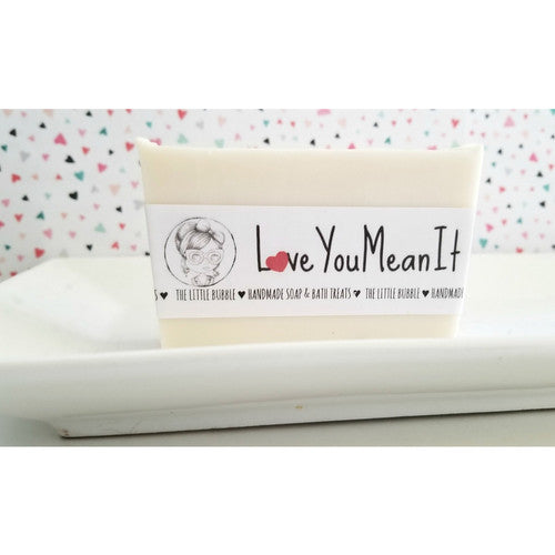 Loveyameanit - Sandalwood Vanilla - Soap Bar