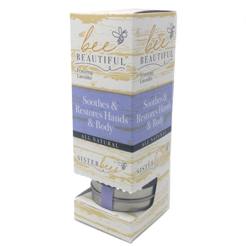 Bee Beautiful (soothes & Restores Hands & Body) ~ All Natural Moisturizer