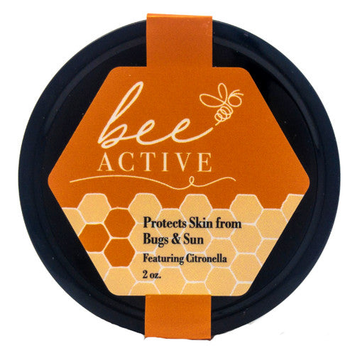 Bee Active (protects Skin From Bugs & Sun) ~ Natural Skin Care