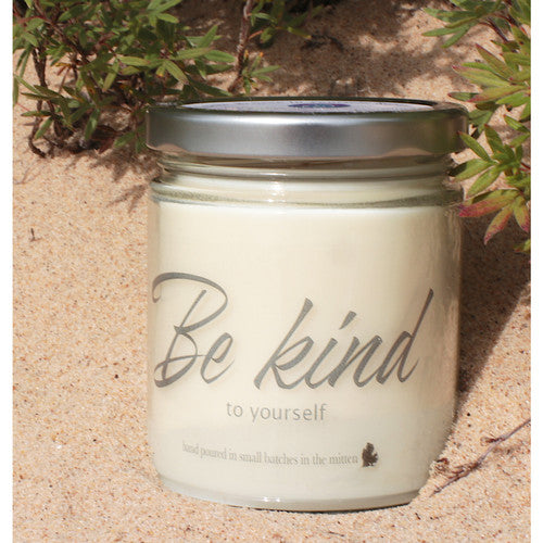 'Be Kind to Yourself' Natural Soy and Beeswax Candle