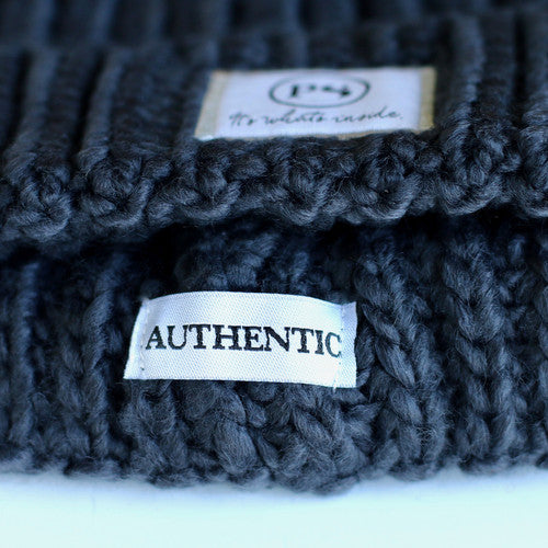It's What's Inside Beanie ~ 'Authentic'