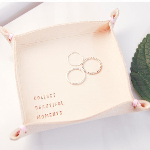 Classic Valet Tray ~ Collect Beautiful Moments