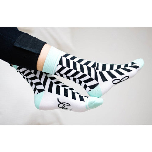 'Dream Big' ~ Inspirational Socks Crew Length Sock