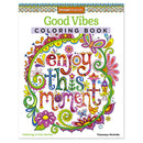 'Good Vibes' Creative Coloring Book