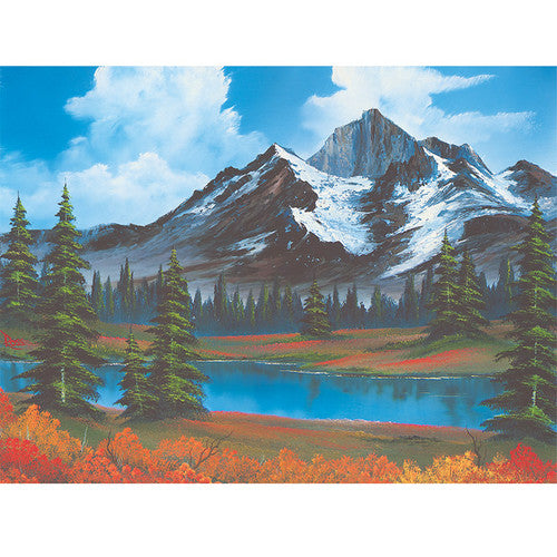 Bob Ross Puzzle - Spring
