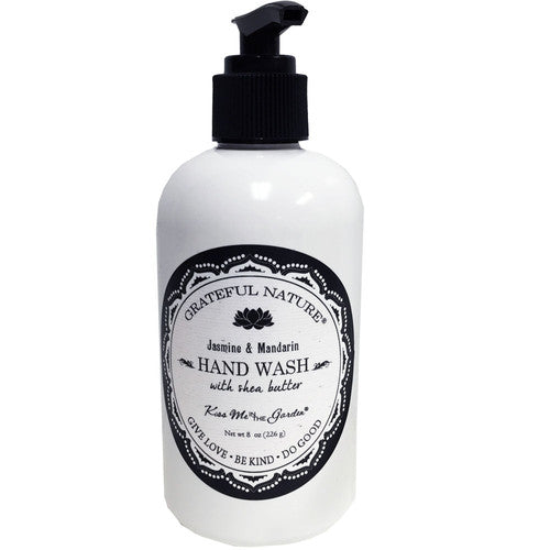 Grateful Nature Hand Soap 8 oz