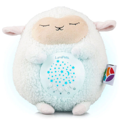 Lumipets Lamb Sound Soother and Star Projector
