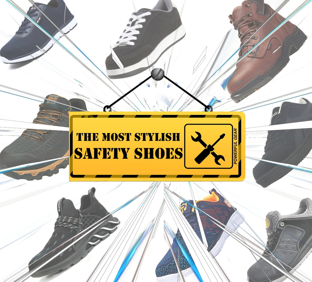 Complete Buying Guide: How to Choose the Most Stylish Safety Shoes
