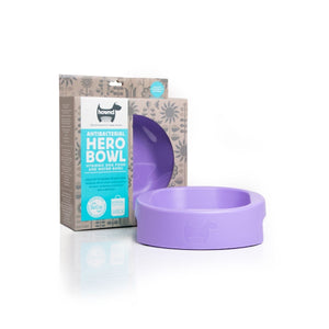 HERO Bowl Lavender Blush Large 23cm (1000ml) - Hownd