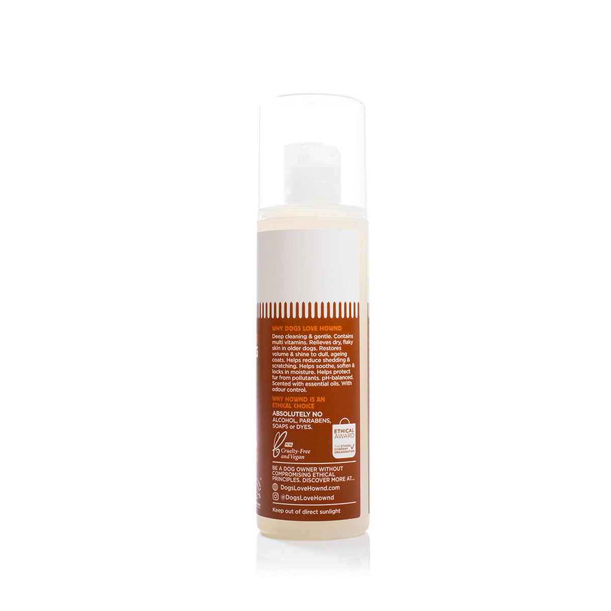 Golden Oldies Conditioning Shampoo (250ml) - Hownd