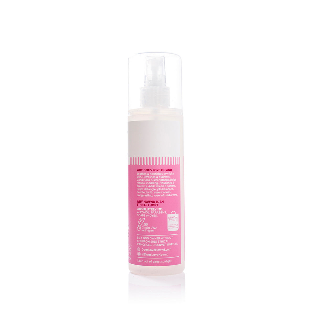 Got An Itch? Refreshing Body Mist (250ml) - Hownd