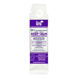 25:1 Keep Calm Conditioning Shampoo Sample  (40ml) - Hownd
