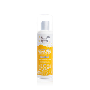 Banana Facial and Natural Tear Stain Treatment (250ml) - Hownd