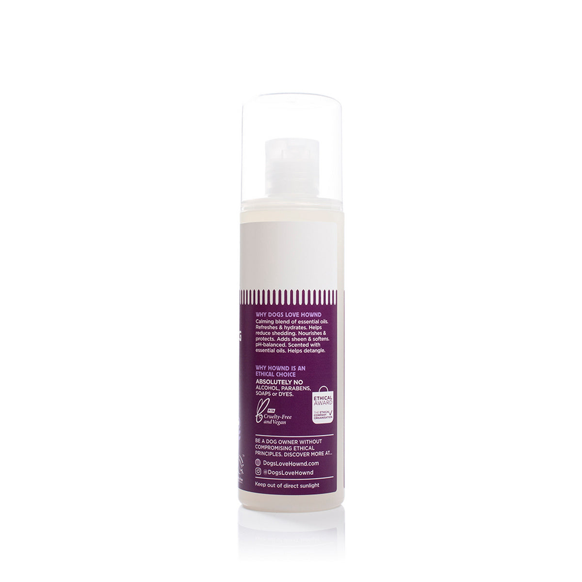 Keep Calm Conditioning Shampoo (250ml) - Hownd