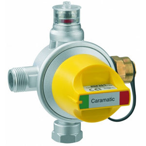 CARAMATIC SWITCH TWO - Inversore automatico gas