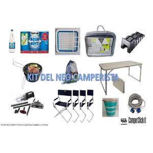 Kit del Neo-Camperista - by CamperClick