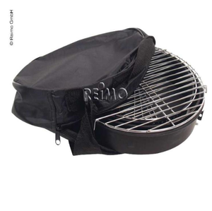 Barbecue bbq pop up grill a carbone con borsa da trasporto