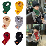 Winter Kids Neck Ring Scarves For Baby Boys Girls Fashion - overstocktarget