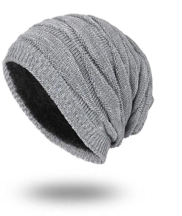Warm Soft Winter Unisex Beanie - overstocktarget