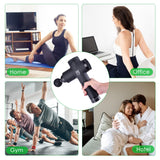 Deep Tissue Muscle Massage Gun - overstocktarget