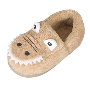 Kids Warm Slip-On Slippers - overstocktarget