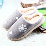 Women Indoor Winter Full Slippers - overstocktarget