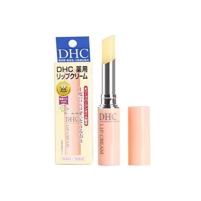 DHC 純欖護唇膏 Medicated Lip Care Cream 1.5g