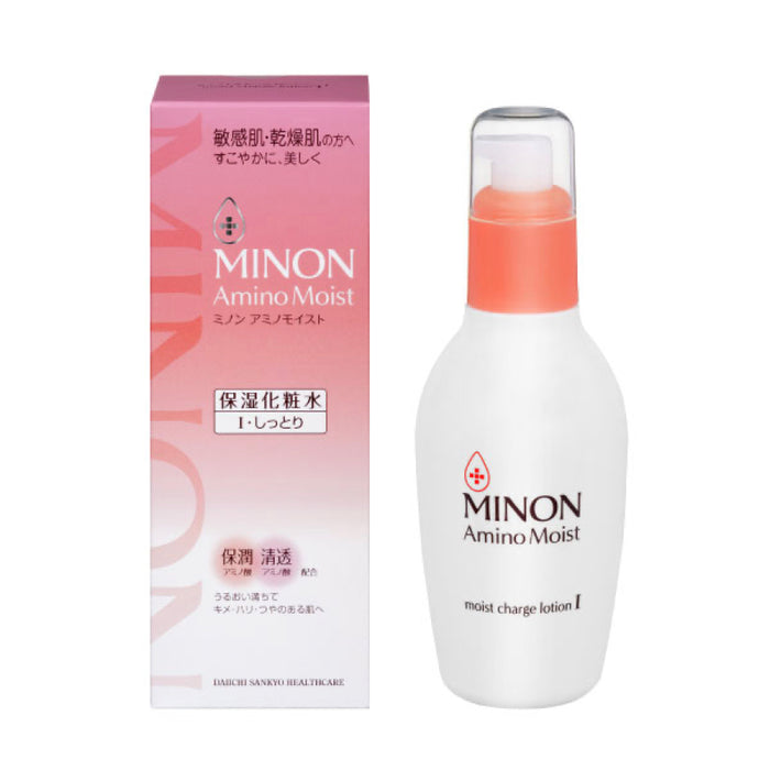Minon 蜜濃 保濕潤澤化粧水 Charge Lotion I - Moist Type 150ml