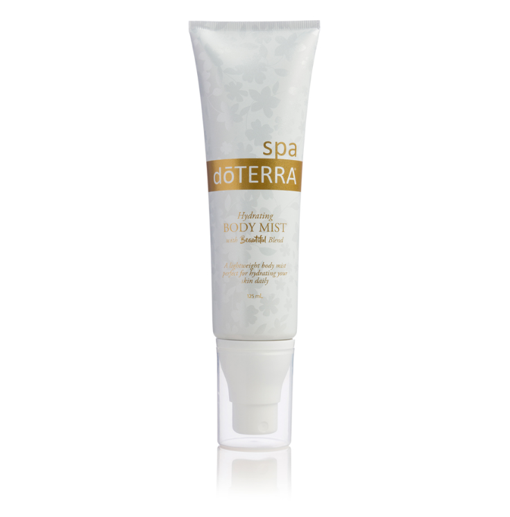dōTERRA Spa Hydrating Body Mist with Beautiful Blend