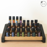 Essential Oil Stand - Small Black