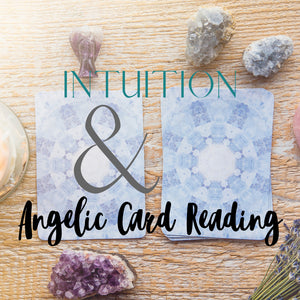 Intuition & Angelic Card Reading Workshop
