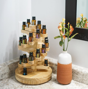 Essential Oil Stand - Spiral